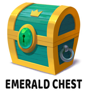 Emerald chests