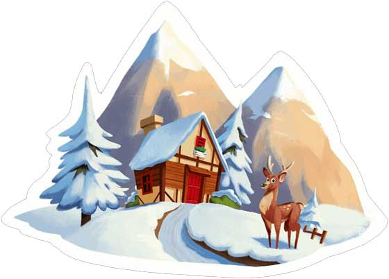 Geographical village- Snowy Alps Coin Master