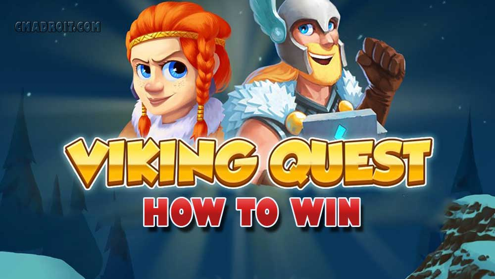 coin master viking quest trick