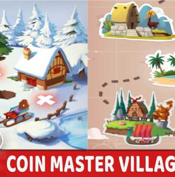 Coin Master Village List