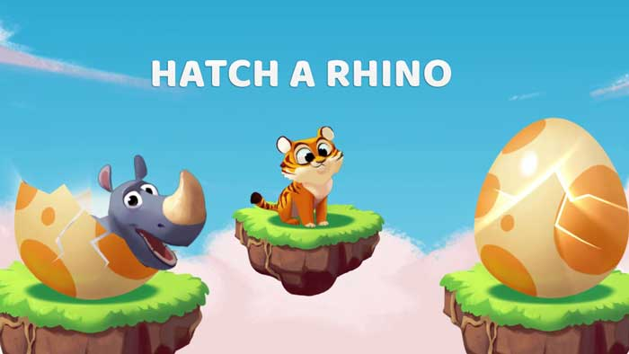 Hatch rhino to protect villages