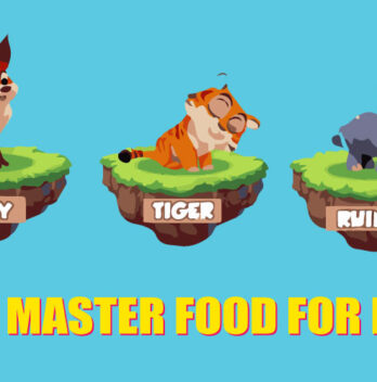 Free food for pets in Coin Master